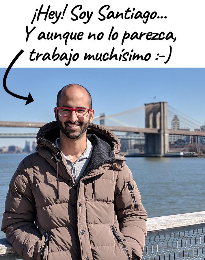 Santiago en Brooklyn